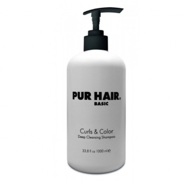 PUR Hair - BASIC Deep cleansing Shampoo 1000ml