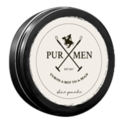 PUR Hair - Pur MEN Shine Pomade