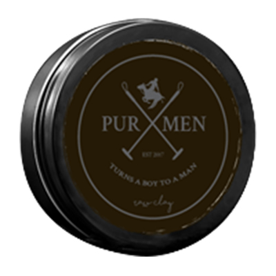 PUR Hair - PUR MEN Raw Clay