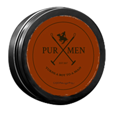 PUR MEN Cream wax