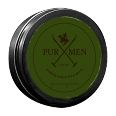 PUR Hair - PUR MEN Grooming cream