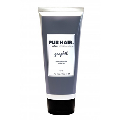 PUR Hair - Colour refresh Conditioner Graphit
