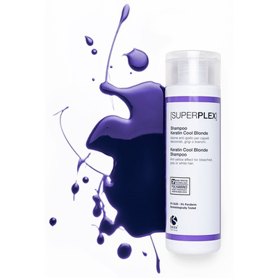 Barex Italiana - Keratin Cool Blonde Shampoo